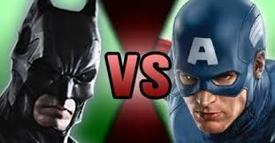 Who do you like better? Batman? Or Captain America?
