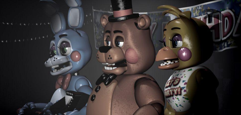 Which is your favourite Five Nights at Freddy's 2 character?