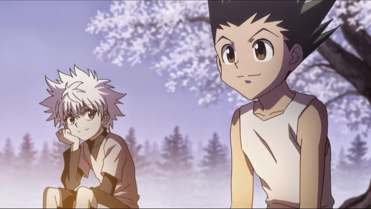 Gon or Killua - Hunter x Hunter