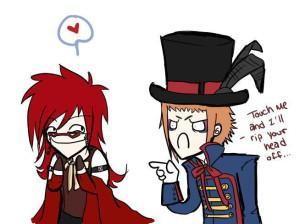 ?Would you rather~Black Butler 4