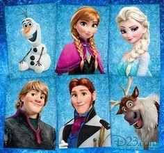 Favorite Character from Frozen?