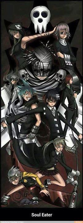 Who is your Favorite Soul Eater character?
