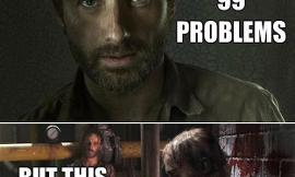 The Walking Dead: Who's A Better Guy?