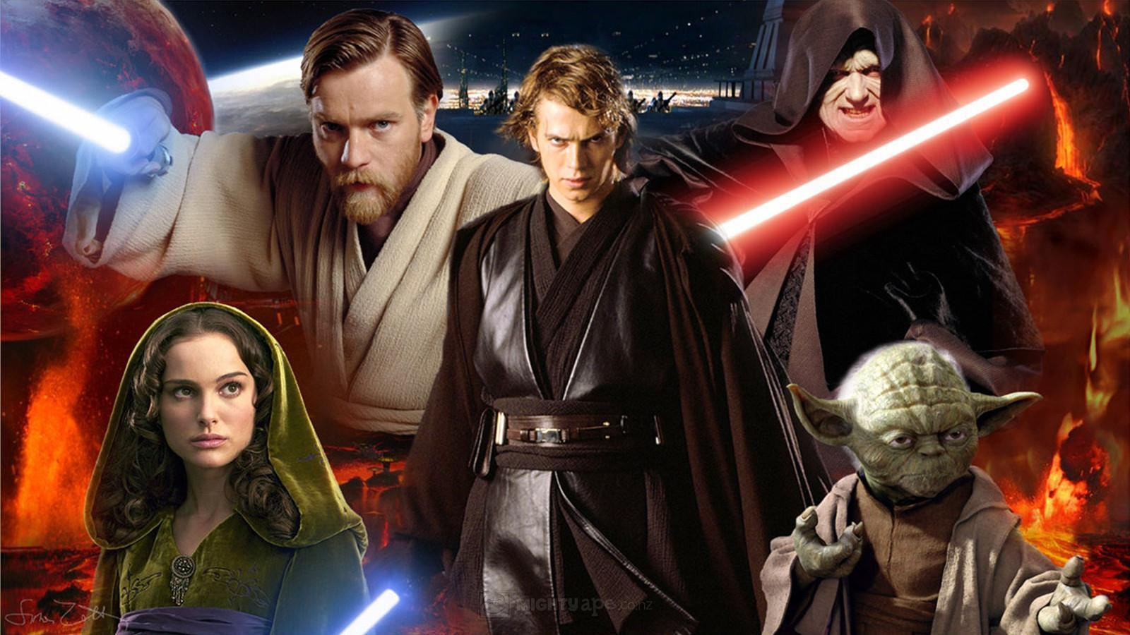 I'm think of rewriting the Star Wars prequels my own way: Should I?