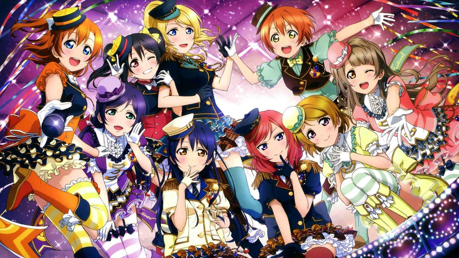 Which Love Live! School Idol Project character is your favourite?