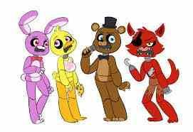 whose your favorite fnaf?