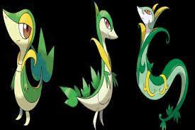 Which evolution of Snivy is the best?