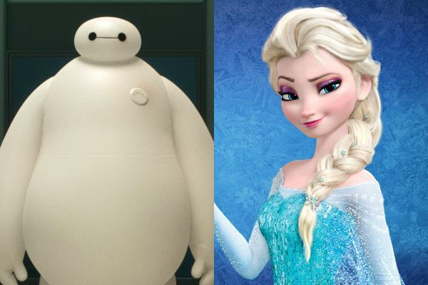 big hero six or frozen ?