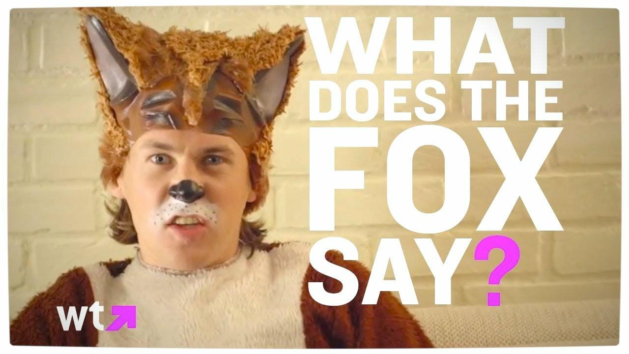 Who remembers What Does The Fox Say?
