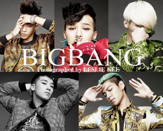 Do you like Bigbang?