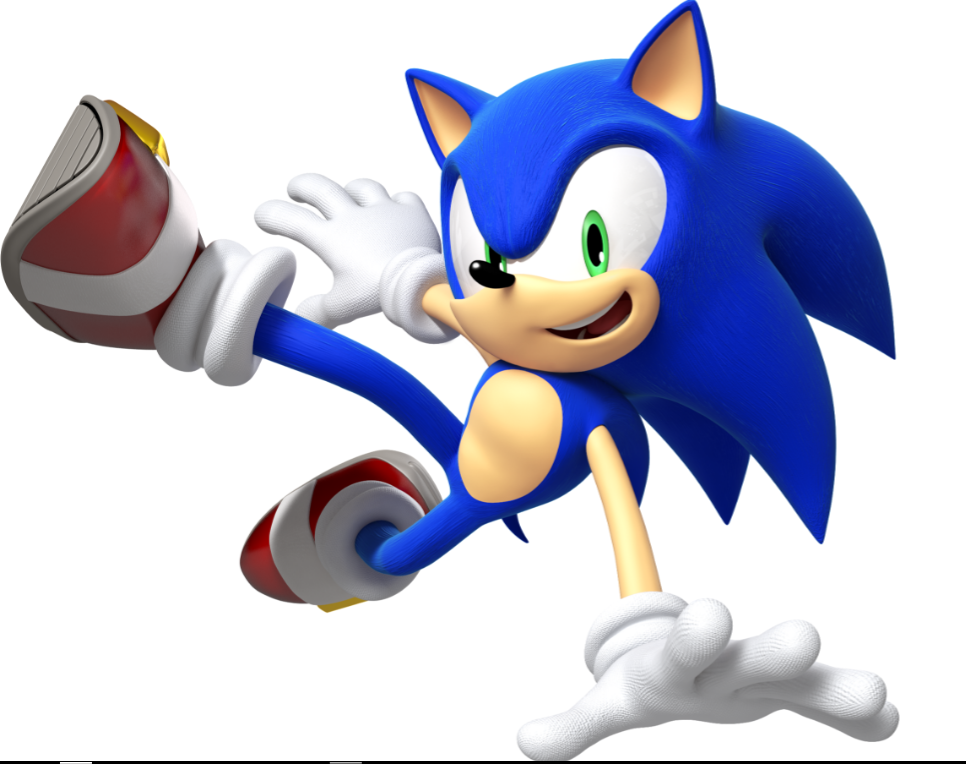 who is better for sonic the heghogs?