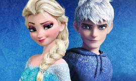 Would Jack Frost and Elsa make a cute couple?