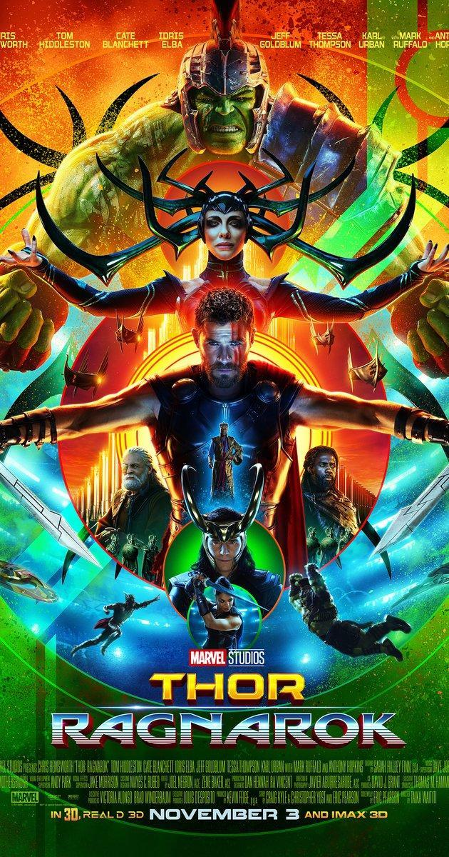 How was Thor: Ragnarok?