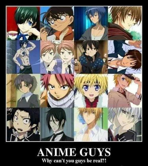Which anime boy is cuter?