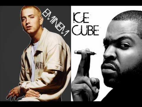 Which singer do you like more: Eminem or Ice cube?