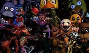 Who in your opinion are the scariest animatronics?