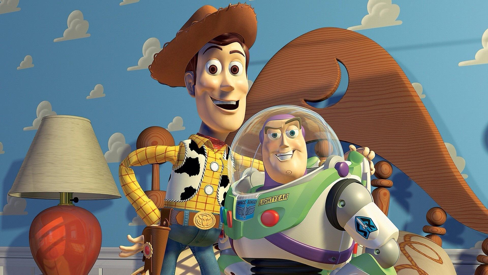 Did you enjoy the movie Toy Story?