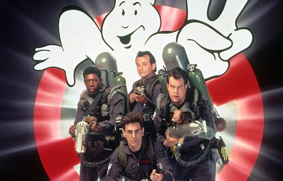 Did you enjoy the movie Ghostbusters 2?