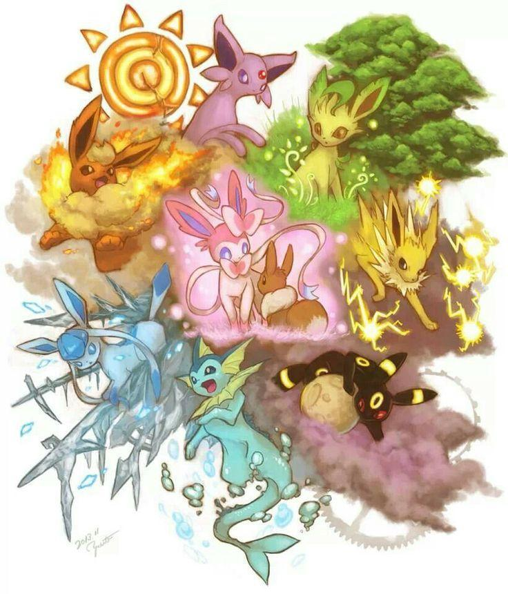 Who is the best evolution of Eevee?