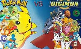 Do you like Pokemon or Digimon?