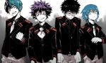 Which character from MHA Inverted AU should be in an X reader?