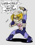 Do you think Sheik is a girl or guy?(I think girl, I played OoT.)
