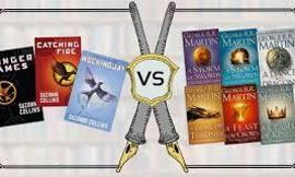 Which one Divergent or Hunger Games