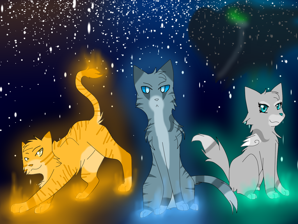 Which warrior cat is your favorite?