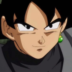 does goku black gay?