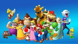 Who Is Your Favorite Mario Character? (1)