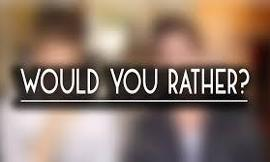 Would You Rather? (106)