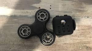 Do you like Fidget Spinners, or Fidget Cubes?