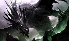 Are Shadow Dragons evil by nature or simply of that element?
