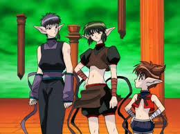 Are the aliens from Tokyo Mew Mew brothers?(All three)(not including Deep Blue)