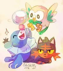 Which Alolan starter you choose?