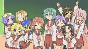 Who is your favorite girl in Lucky Star?