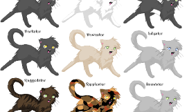 Favorite shadowclan leader