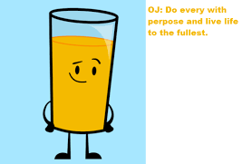 what do you think of OJ?
