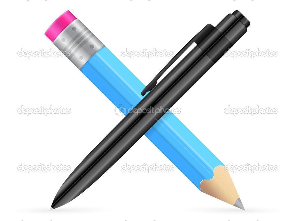 Pen or a pencil