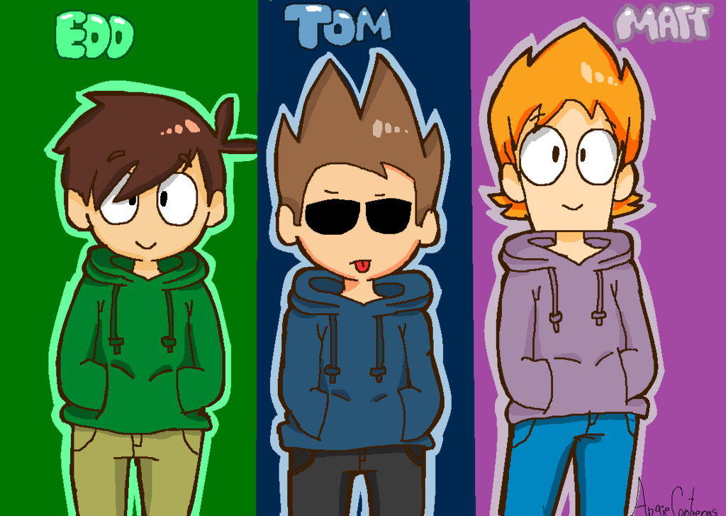 Which of the following Eddsworld characters is your favorite?