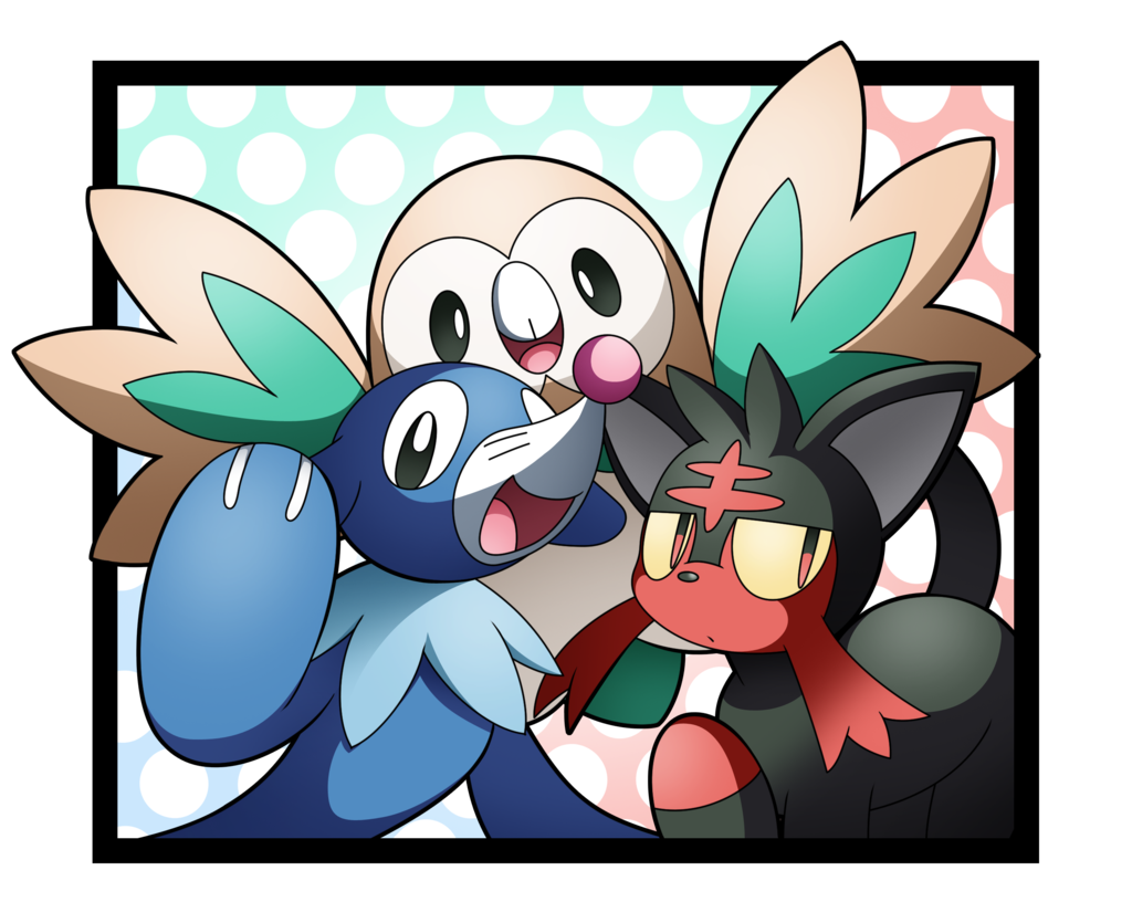 Favorite Pokemon starter? (Alola)