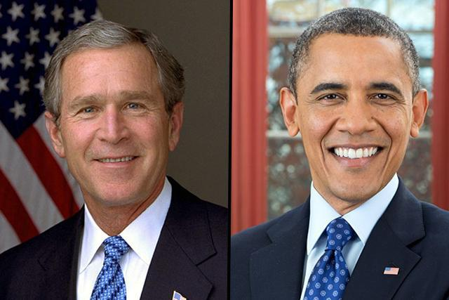 Barack Obama or George W. Bush?