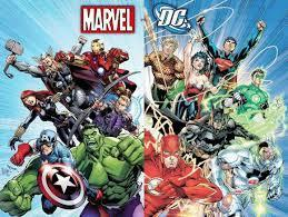 Marvel or DC? (1)
