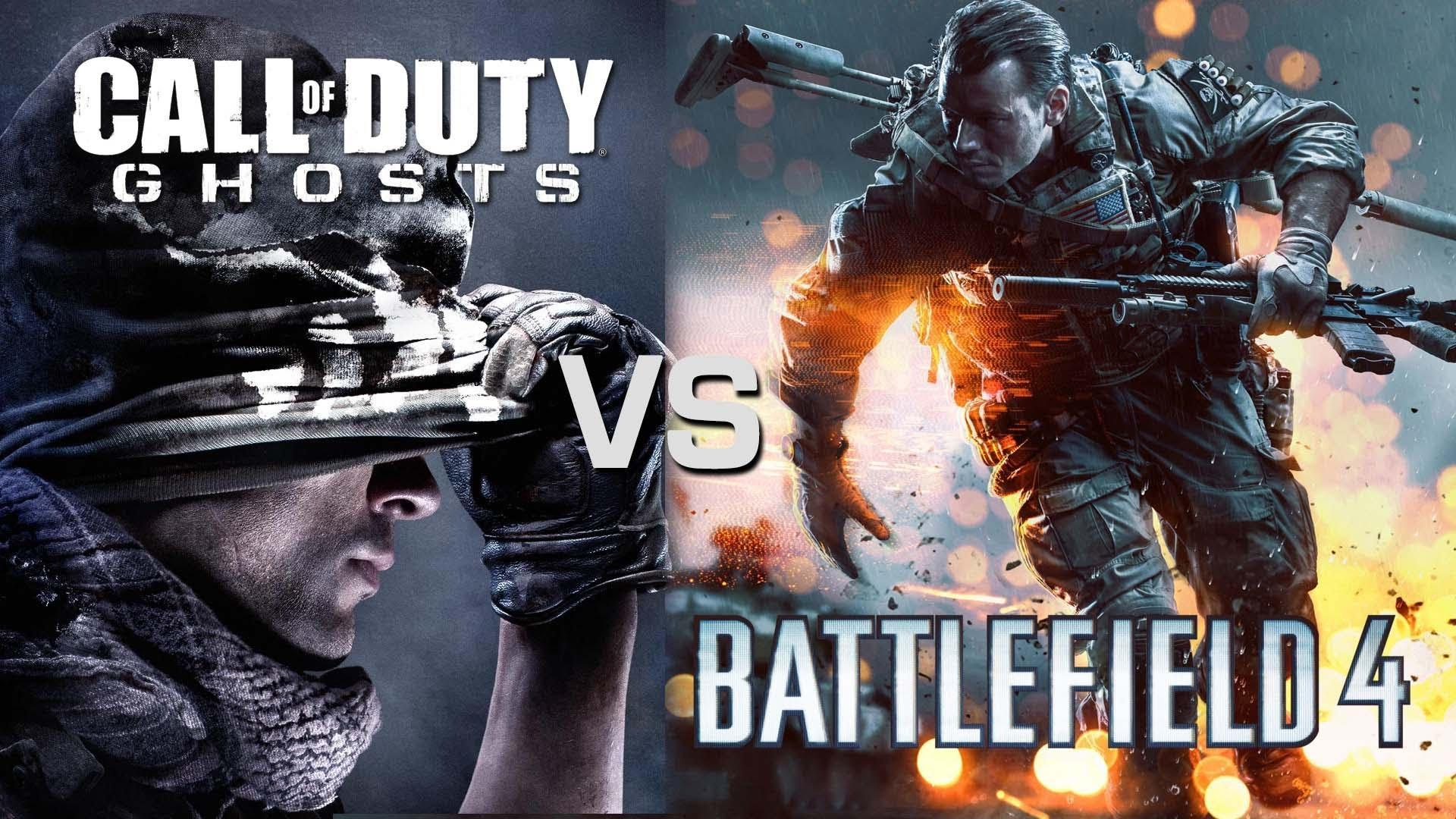 Witch is better battlefield or call of duty?   Plz comment