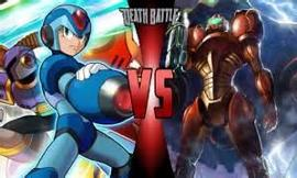 Samus or Megaman X: who would win?