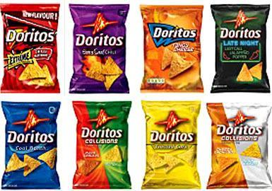 what is your favorite type of Dorito chips?