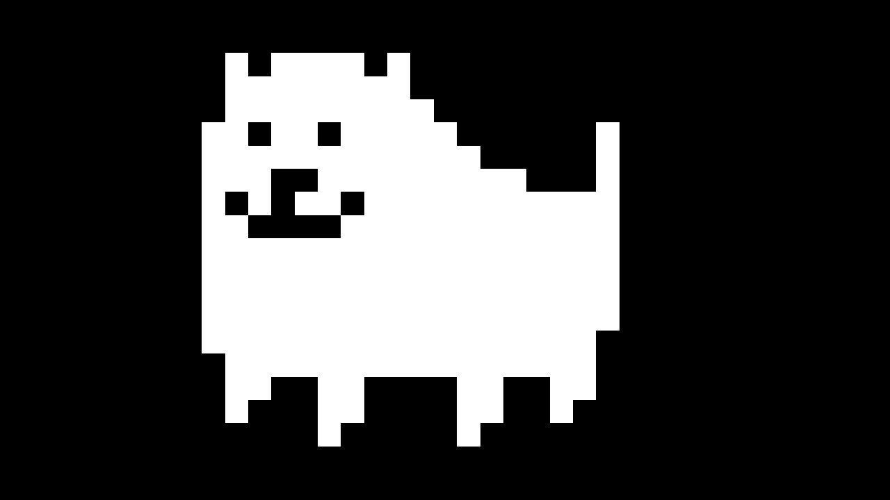 Best Dog from UnderTale?