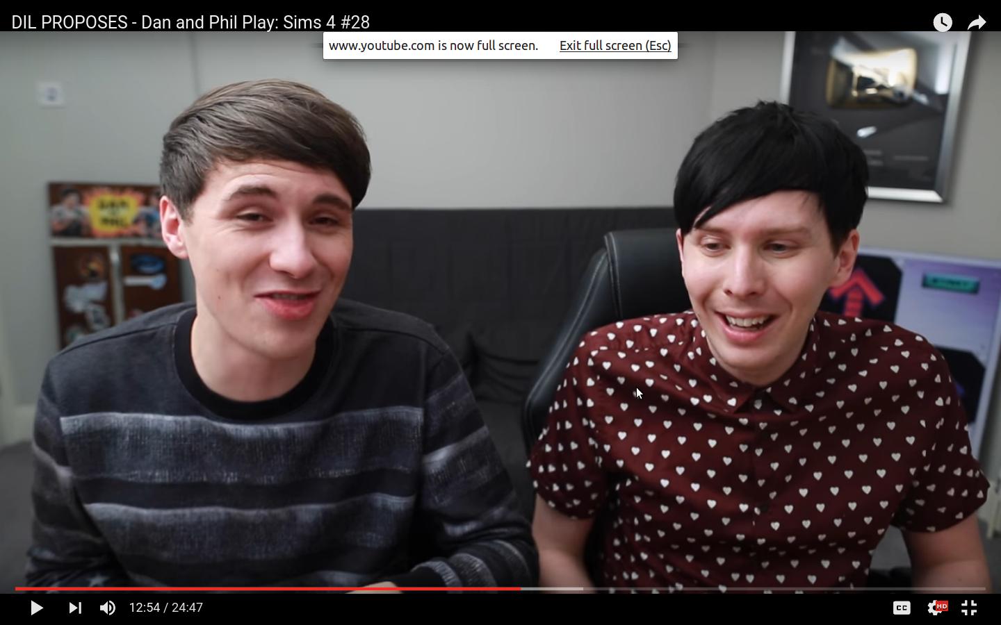 Do You Believe in Phan?