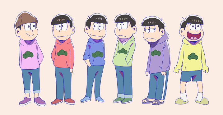 who do you think i like ?  [osomatsu-san]