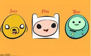 Finn or Jake or BMO?